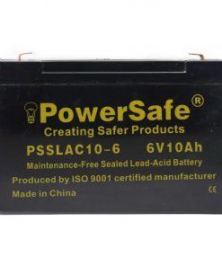 PSSLA Battery 6V-10Ah