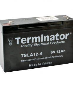 TSLA Battery 6V-12