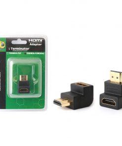 HDMIF-HDMI M90 Degree Fixed
