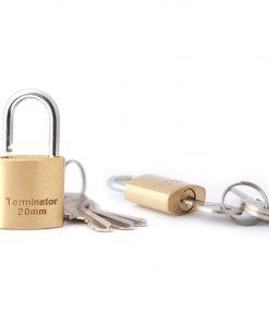 Brass Pad Locks
