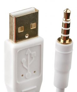 Stereo Male iPod Cable 1.5M