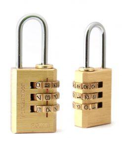 Brass Combination Pad Lock